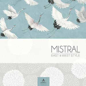 A Street Prints Mistral Wallpaper Book by Brewster Wallcovering