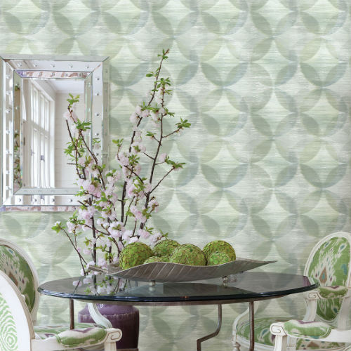 Alchemy Geometric Wallpaper By Brewster