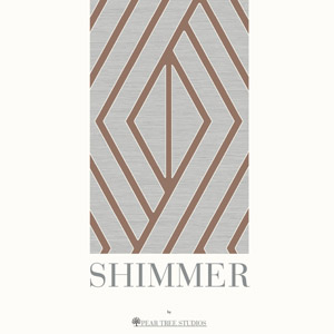 Pear Tree Studio Shimmer Wallpaper Book by Seabrook Designs