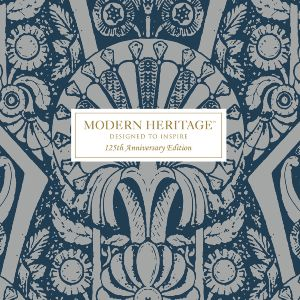 Modern Heritage: Designed to Inspire 125th Anniversary Edition Wallpaper Book by York Wallcoverings