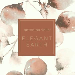 Antonina Vella Elegant Earth Wallpaper Book by York Wallcoverings